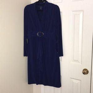 Formal, mid thigh length dress